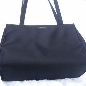 Vintage Kate Spade Black Nylon Shoulder Bag